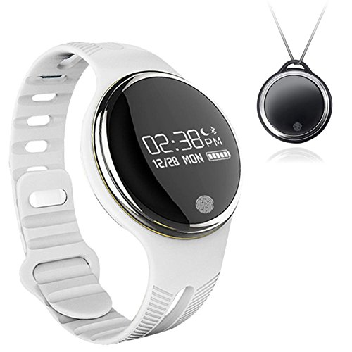 2016 Men Women WristWatch Bluetooth Smart Sport Watch White - 3