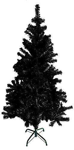 Weihnachtsbaum Schwarz Weiß.Künstlicher Weihnachtsbaum Xxl 500 Spitzen 180 Cm Schwarz Künstliche Weihnachtsbäume Mit Ständer In 4 Verschiedenen Farben Erhältlich In Den