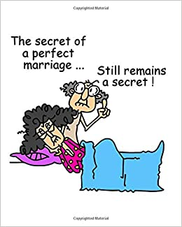 Image of: Anniversary Greeting The Secret Of Marriage 2019 Daily Planner Humorous Funny Humor Marriage Themed 2019 Daily Weekly Monthly Planner Calendar Journal Paperback November 14 Pinterest The Secret Of Marriage 2019 Daily Planner Humorous Funny Humor