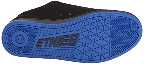 Etnies Metal Mulisha Fader - Zapatillas de skate Hombre Schwarz (564 , BLACK/DARK GREY/ROYAL)