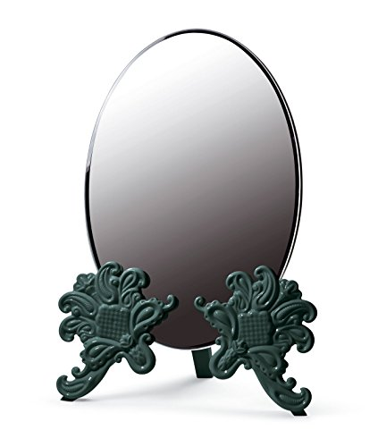 Lladro Vanity Mirror Green by Lladro