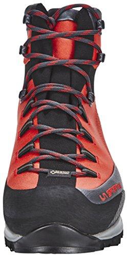 La Sportiva Trango TREK Leather GTX - Calzado - rojo/negro Talla 45 2017