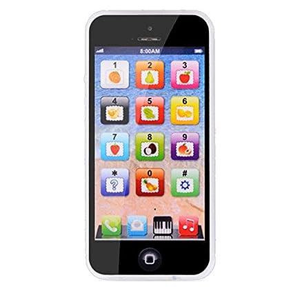 GF PRO niños juguete para iPhone teléfono móvil educativo regalo premio para niños niños (b01