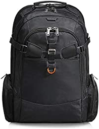 Titan Checkpoint Friendly Laptop Backpack Fits Up to 18.4-Inch Laptops (EKP120)
