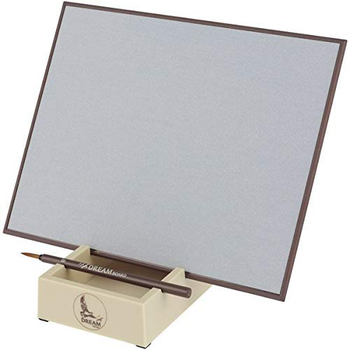 Creative Mark Dream Board - Board for Meditation Art and Relieving Stress Bamboo Brush & Stand [並行輸入品]   B07TH2HHSJ