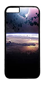 Eclipse PC Case Cover for iphone 6 4.7inch - Black