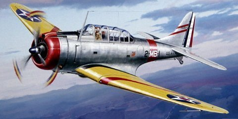 1/48 SBD-1 Dauntless Yellow Wing / 09 625 by Hasegawa for sale  Delivered anywhere in USA