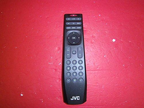 JVC EM43RF5 EM40RF5 , EM50RF5, EM55RF5 TV REMOTE CONTROL