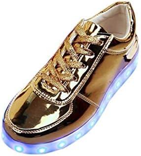 Zhrui Zapatillas De Mujer Zapatos Led Liquidación Carga Deporte Para Ygybfv76