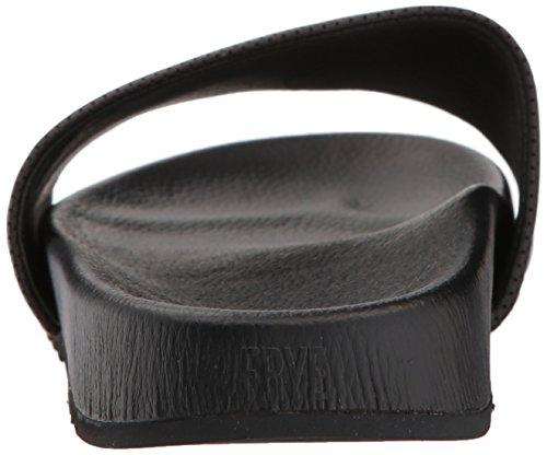 Women's Slid Perf Black Logo Sneaker Frye Lola 0OdBw0q