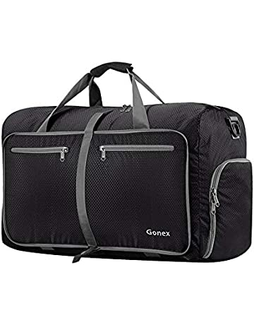 cba79e8dfcd365 Gonex 40L Packable Travel Duffle Bag for Boarding Airline, Lightweight Gym  Duffle Water Repellent &