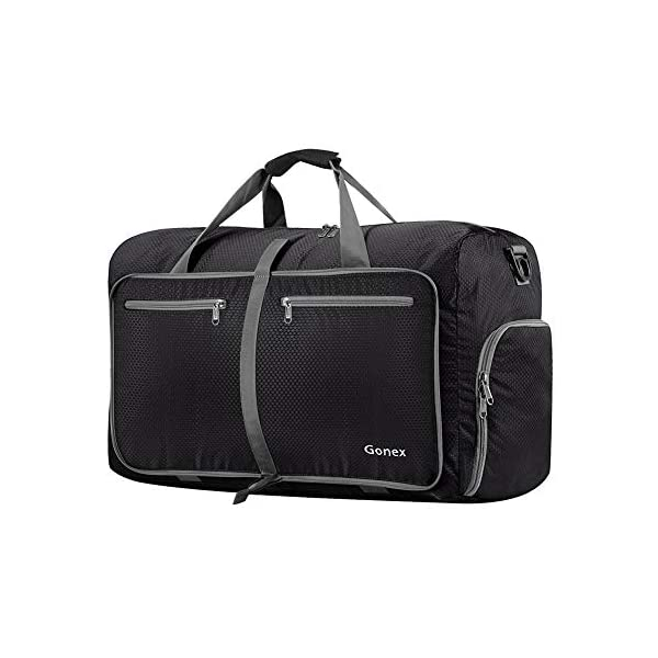 Portable Luggage Duffel Bag The Sun And The Moon Travel Bags Carry-on In Trolley Handle