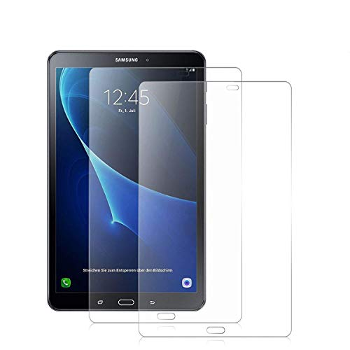 TIMISAM Galaxy Tab A 7.0 Screen Protector, (2 Pack) 9H Hardness HD clear Tempered Glass Screen Protector for Samsung Galaxy Tab A 7.0 tablet (SM-T280) (2-pack)