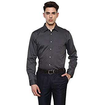 RS By Rocky Star Mens Printed Formal Shirt