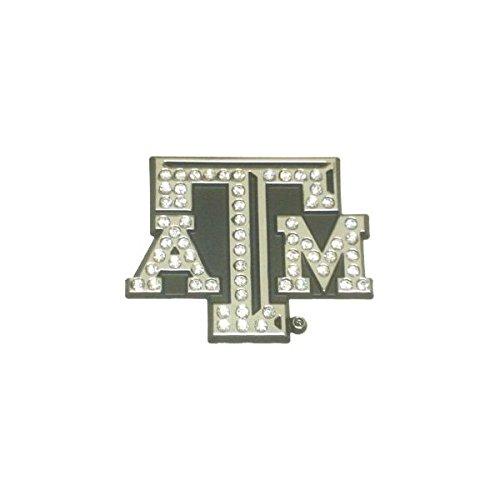 Premium Crystal Texas A/&M Auto Emblem