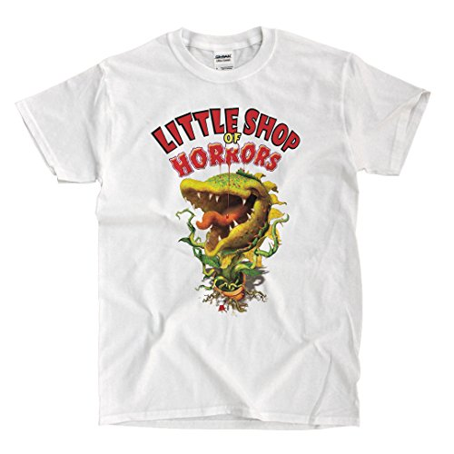 Little Shop of Horrors Movie White T-Shirt