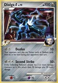 pokemon cards dialga platinum - 8