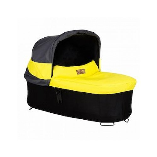 Mountain Buggy Carrycot Plus with 3 Seat Modes for 2015 Terrain, Plus One, and Urban Jungle, Solus by Mountain Buggy