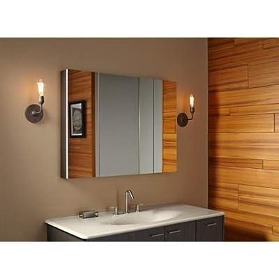 "Kohler K-99010 Verdera 40""w x 30""h Triple Door Medicine Cabinet with Self-Close,"