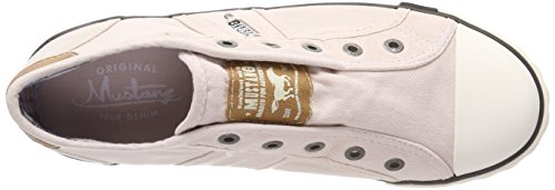 Mustang Unisex-Kinder 5803-405 Slipper Rot (555 rose)