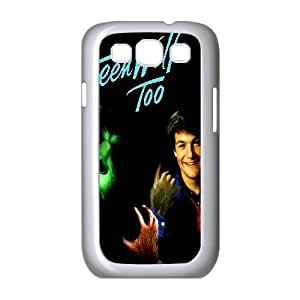 T-TGL(RQ) Samsung Galaxy S3 I9300 New-Printed Phone Case Teen Wolf with Hard Shell Protection