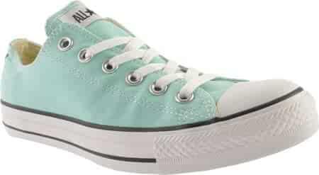 6dfc751780 Converse Unisex Chuck Taylor All Star Ox Low Top Classic Beach Glass  Sneakers - 13.5 B