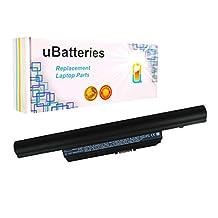 UBatteries Laptop Battery Acer 3ICR19/66-2 3UR18650-2-T0627 A7BTA020F AK.006BT.082 AS10B41 AS10B31 AS10B3E AS10B41 AS10B51 AS10B5E AS10B61 AS10B6E AS10B71 - 6 Cell, 4400mAh