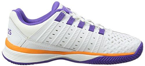 Hypermatch Shoe Popsicle K Opulence Purple Trainer Swiss White Women's Cross Orange EFFHSaWq