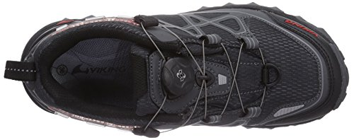 Boa Chaussures de GTX Randonnée Gris Grau Red 7710 Antracite Mixte Adulte Anaconda Viking Iv ZS5wWRwq