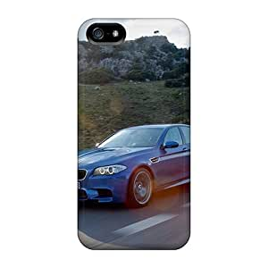 For Iphone 5/5s Premium Tpu Case Cover Bmw M5 Protective Case