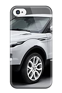 New Style Top Quality Protection Range Rover Evoque Case Cover For Iphone 4/4s