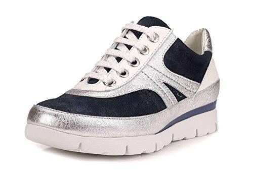 bleu Move Tee Argent The Flexx Femme Sneaker wSqnxCgRz
