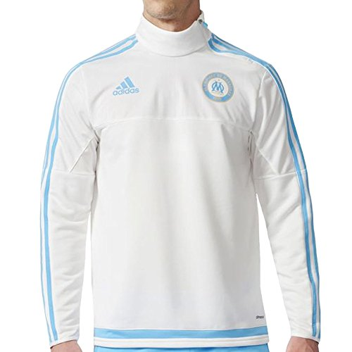 adidas Performance Mens Marseille Training Top - XS