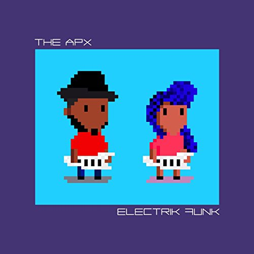 The APX-Electrik Funk-Deluxe Edition-CD-FLAC-2017-Mrflac Download