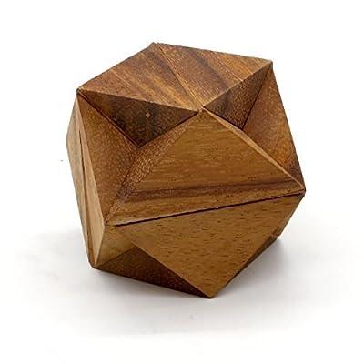 BRAIN GAMES The Star War Wooden Puzzle