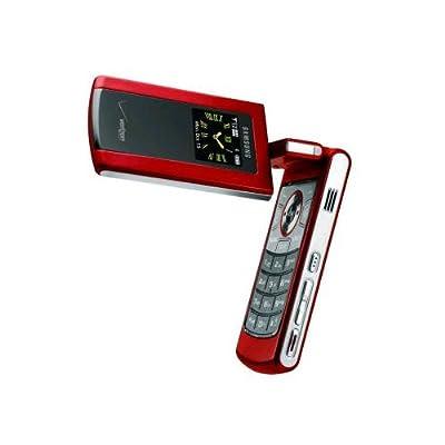 Verizon Samsung FlipShot SCH-U900 Replica Dummy Phone / Toy Phone (Red) (Bulk Packaging): Toys & Games