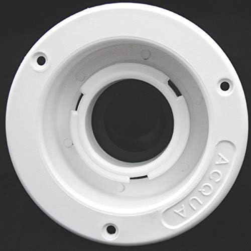 Einfüllstutzen Wasser Frischwassertank Tankdeckel Wohnwagen Wohnmobil Weiß 40 Mm Auto