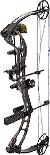 - Quest Forge Package Bow, Realtree Xtra, Right Hand
