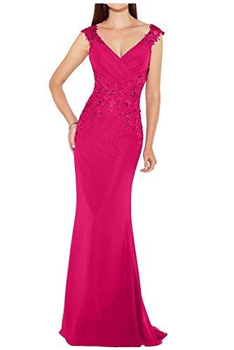 mia Dunkel Herrlich Pink Promkleider Brautmutterkleider Spitze Braut Tuerkis Partykleider Etuikleider La Abendkleider Ballkleider dqtfwZxnd7