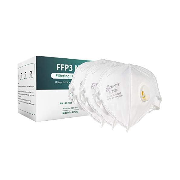 10X-FFP3-Maske-CE-Zertifiziert-Schutzmaske-Mundmaske-6-Lagen-Atemschutzmaske-Staub-Atemschutzmasken-Faltbare-Staubschutzmasken-Mund-Nase-Gesichtsschutz-Norm-EN1492001A12009-mit-Ventil-10Stck