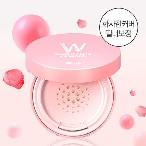 買い物に行くダイヤモンドW.Lab(Wラボ) ピンクホールクッション/Pink Hole Cushion (#21) [並行輸入品]