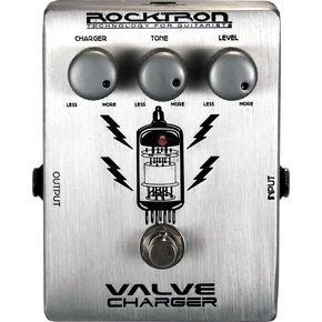 Rocktron Valve Charger Overdrive Guitar Effects Pedal/アンプ/エフェクター【並行輸入品】   B00E6R5U30