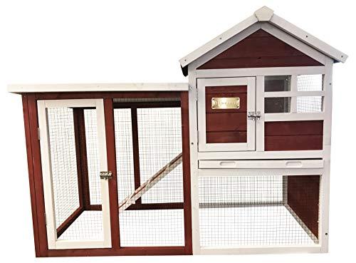 Buy tall rabbit hutch