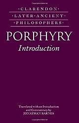 Porphyry Introduction (Clarendon Later Ancient Philosophers)