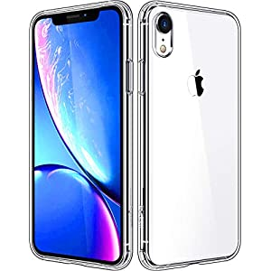 Penom Compatible with iPhone XR Cases, Clear iPhone XR Case Cover for iPhone XR 6.1 Inch [Ultra Slim]