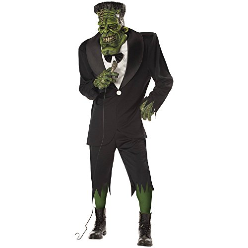 Big Frank Men's Adult Halloween Costume, 1 Size