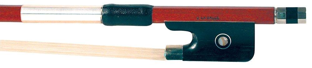 J. LaSalle LB-16V Premium Brazilwood Deluxe Student Viola Bow - 4/4 Size
