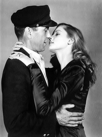 Photo Lauren Bacall To Have & Have Not Humphrey Bogart