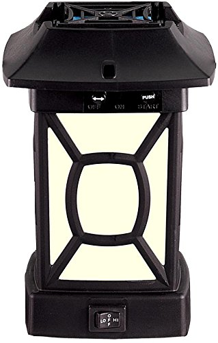 Thermacell Outdoor Mosquito Repeller Plus Lantern, Cambridge Patio Shield, 2-Pack by Thermacell (Image #2)