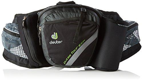 Deuter Men's Pulse Four EXP Waist Bag - Anthracite/Black, One Size
